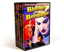 """Vintage Exploitation: Blonde In Bondage (1957) / Flesh Merchant (1955) / Sin You Sinners (1963) / Dance Hall Racket (1953) / She Shoulda Said """"""""No!"""""""" (1949)/ A Virgin In Hollywood (1948) / Protect Your Daughter (1933) (5-DVD)"""