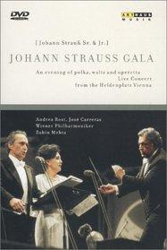 Johann Strauss Gala - An Evening of Polka, Waltz, and Operetta