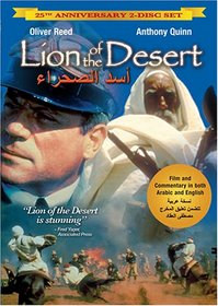 Lion of the Desert - 25th Anniversary Edition