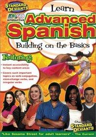 The Standard Deviants - Learn Advanced Spanish - Building on the Basics
