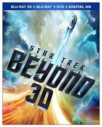 Star Trek Beyond (3D BD/2D BD/DVD/Digital HD Combo) [Blu-ray]