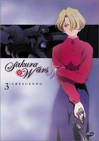 Sakura Wars TV - Crescendo (Vol. 3)