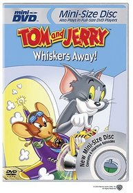 Tom and Jerry - Whiskers Away (Mini-DVD)