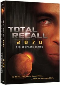 Total Recall 2070 - The Complete Series (Boxset)