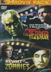 DOUBLE FEATURE: The Terror/Revolt of the Zombies