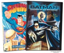 Superman - Last Son of Krypton (Full Screen Edition) / Batman - Mystery of Batwoman