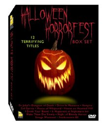 Halloween Horrorfest Box Set