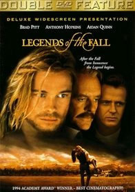 Seven Years in Tibet/Legends of the Fall (Double Feature)