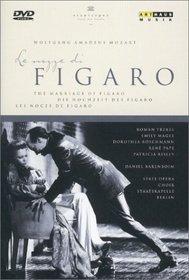 Mozart - Le Nozze di Figaro (The Marriage of Figaro) / Barenboim, Pape, Roschmann, Deutsche Staatsoper Berlin
