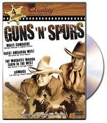 Guns & Spurs (Full B&W Ac3)