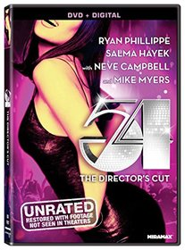 54 Director's Cut [DVD + Digital]