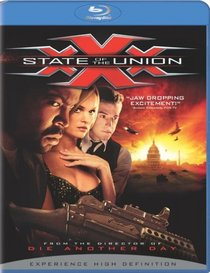XXX: State of the Union (+ BD Live) [Blu-ray]