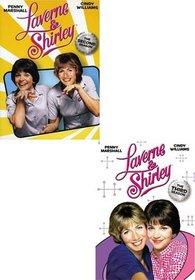 Laverne And Shirley - The Second Season (Boxset) / Third Season (Boxset) (2 Pack)