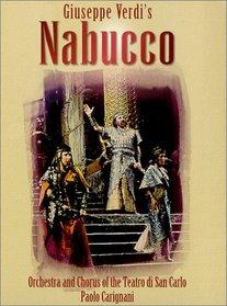 Verdi - Nabucco / Carignani, Bruson, Flanigan, Teatro de San Carlo