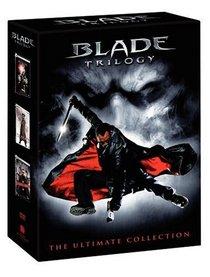 The Blade Trilogy (Blade/ Blade II/ Blade: Trinity)