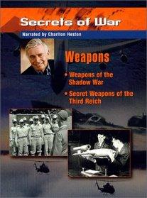 Secrets of War - Weapons