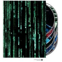 The Ultimate Matrix Collection (The Matrix/ The Matrix Reloaded/ The Matrix Revolutions/ The Animatrix)