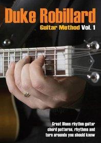 Duke Robillard: Guitar Method, Vol. 1