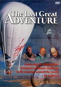The Last Great Adventure