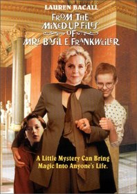 From The Mixed Up Files of Mrs. Basil E Frankweiler
