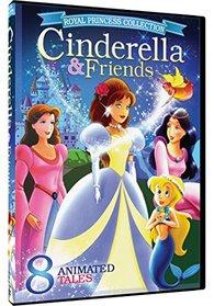 Royal Princess Collection: Cinderella & Friends