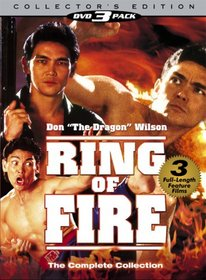 Ring of Fire: The Complete Collection