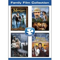 Dove Family Film Collection V.3 - 4-DVD Pack