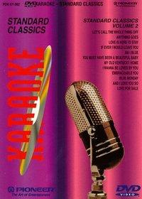 Karaoke: Standard Classics, Vol. 2