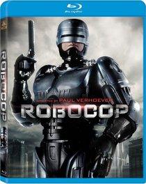 RoboCop (Unrated Director's Cut) [Blu-ray]