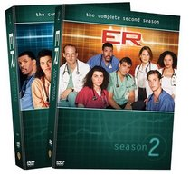 ER - The Complete First Two Seasons (2-Pack)