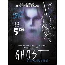 Ghost Stories (5-DVD Digipack)