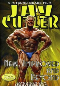 Jay Cutler - New, Improved, and Beyond (2 DVD Set)