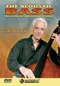 DVD-The Acoustic Bass-Musicianship and Improvisational Techniques