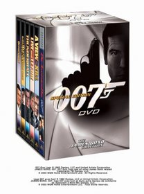 The James Bond Collection, Vol. 3 (Special Edition)
