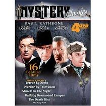 Mystery Classics V.1 4-DVD Pack