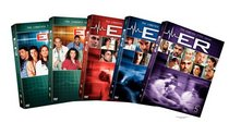 ER - The Complete First Five Seasons (26pc)