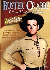Classic Westerns: Buster Crabbe Four Feature