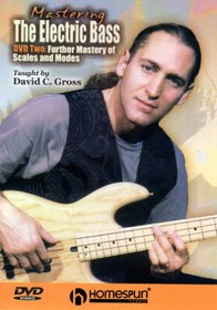 DVD-Mastering The Electric Bass Vol 2-Further Mastery of Scales and Modes