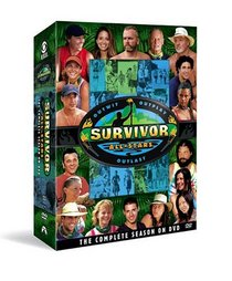 Survivor All-Stars - The Complete Season