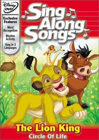 Disney's Sing Along Songs - The Lion King Circle of Life