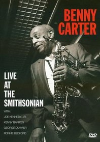 Benny Carter Live At the Smithsonian