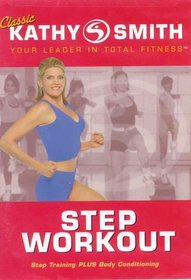 Classic Kathy Smith - Step Workout