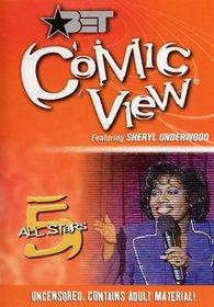 BET ComicView All Stars, Vol. 5