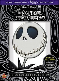 The Nightmare Before Christmas (2-Disc Collector's Edition + Digital Copy)