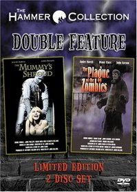 The Mummy's Shroud/The Plague of Zombies