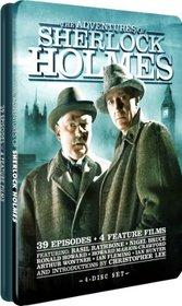 Adventures Of Sherlock Holmes - Collector's Tin