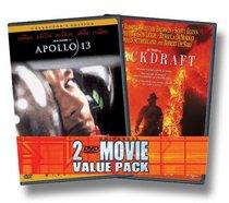 Apollo 13 & Backdraft (2pc) (Ws Coll)