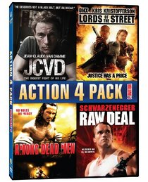 Action 4 Pack - Volume 1