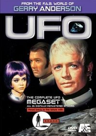 The Complete UFO Megaset by Gerry Anderson
