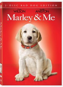 Marley & Me (Two-Disc Bad Dog Edition)